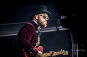 Baron Goodlove at Standon Calling 2017
